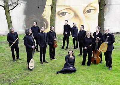 Calmus Ensemble & lauttencompagney BERLIN • Mitten im Leben 1517