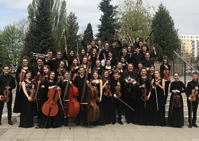 Amber Youth Philharmonic Orchestra • Stars & Planets